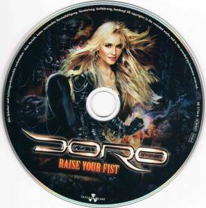 Doro: Raise Your Fist (CD) - Bild 3