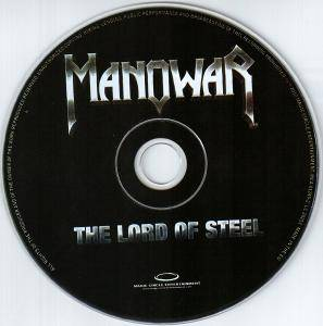 Manowar: The Lord Of Steel (CD) - Bild 3
