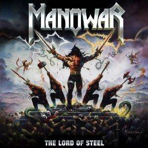 Manowar: The Lord Of Steel (CD) - Bild 1