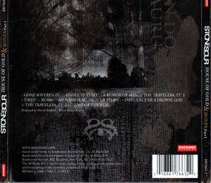 Stone Sour: House Of Gold & Bones Part 1 (CD) - Bild 2