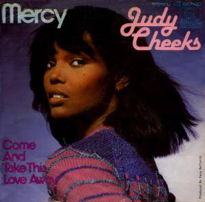 Cover - Judy Cheeks: Mercy