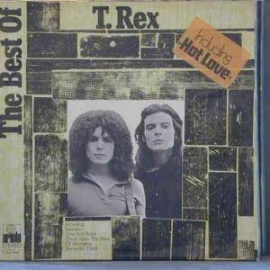 Cover - T. Rex: Best Of T.Rex, The