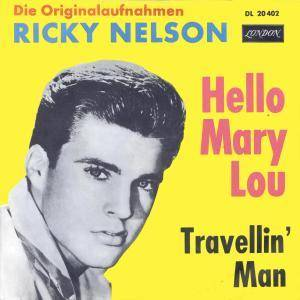 Ricky Nelson: Hello Mary Lou - Cover