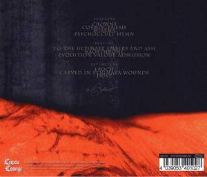 Secrets Of The Moon: Carved In Stigmata Wounds (CD) - Bild 2