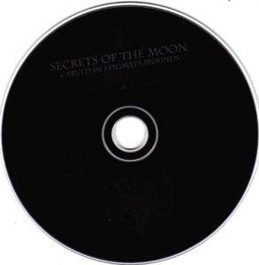 Secrets Of The Moon: Carved In Stigmata Wounds (CD) - Bild 3