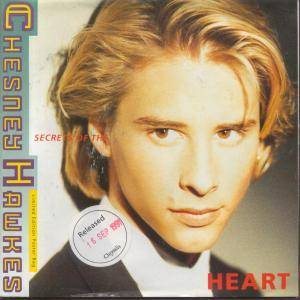 Cover - Chesney Hawkes: Secrets Of The Heart