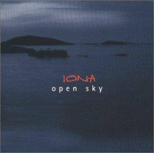 Cover - Iona: Open Sky