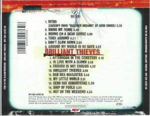 Fury In The Slaughterhouse: Brilliant Thieves (CD) - Bild 2