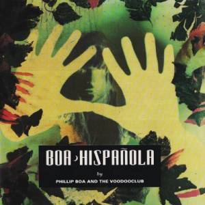 Phillip Boa And The Voodooclub: Hispanola - Cover