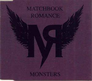 Cover - Matchbook Romance: Monsters