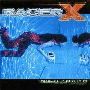 Racer X: Technical Difficulties - Cover