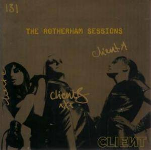 Cover - CLIEИT: Rotherham Sessions, The