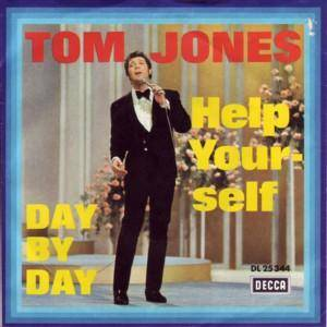 Tom Jones: Help Yourself - Cover