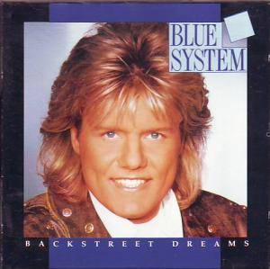 Cover - Blue System: Backstreet Dreams