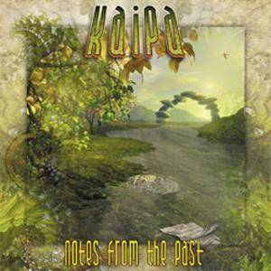 Cover - Kaipa: Notes From The Past