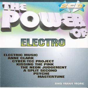 Power Of Electro, The - Cover