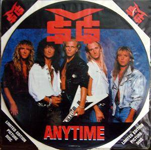 McAuley Schenker Group: Anytime - Cover