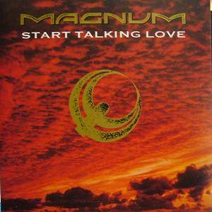 Magnum: Start Talking Love - Cover