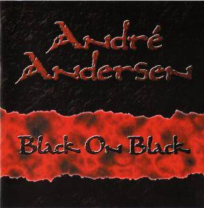 Cover - André Andersen: Black On Black