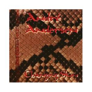 André Andersen: Changing Skin - Cover