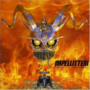 Cover - Impellitteri: Pedal To The Metal