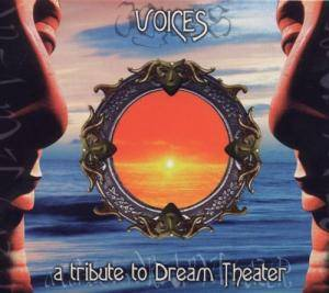 Cover - Accomplice: Voices -  A Tribute To Dream Theater