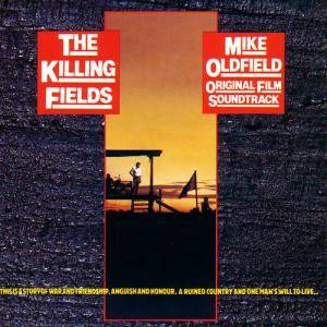 Mike Oldfield: Killing Fields, The - Cover