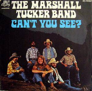 The Marshall Tucker Band: Can't You See? - Cover