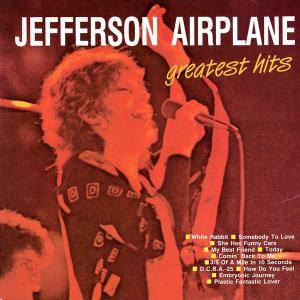 Jefferson Airplane: Greatest Hits - Cover