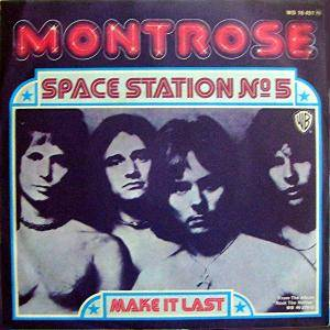 Montrose: Space Station No. 5 - Cover
