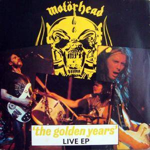 Motörhead: Golden Years Live EP, The - Cover
