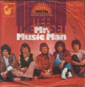 Tee-Set: Mr. Music Man - Cover