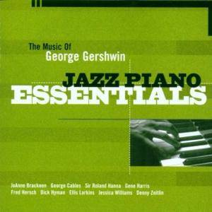 George Gershwin: Jazz Piano Essentials - Cover