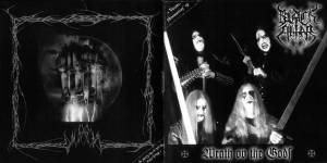 Cover - Vesania: Wrath Ov The Gods / Moonastray