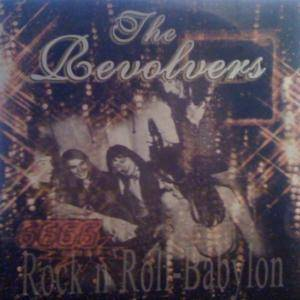 Cover - Revolvers, The: Rock 'n' Roll-Babylon