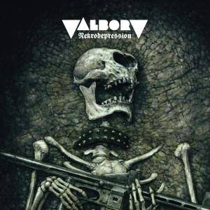 Valborg: Nekrodepression - Cover