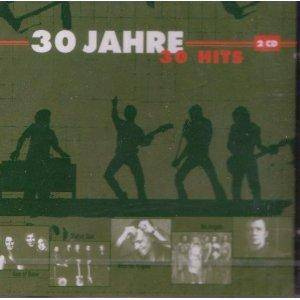 Cover - Orange Blue: 30 Jahre 30 Hits