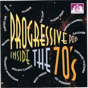 Cover - Hollywood Freeway: Progressive Pop Inside The 70's