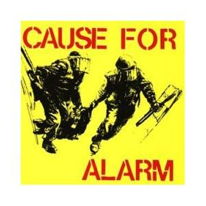 Cause For Alarm: Cause For Alarm - Cover