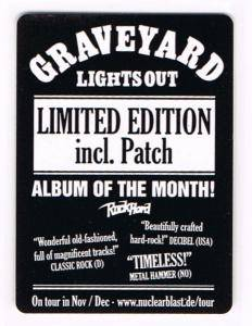 Graveyard: Lights Out (CD) - Bild 5