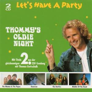Various - Thommy's Christmas Party