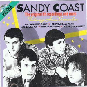 Cover - Sandy Coast: Original Hit Recordings And More, The