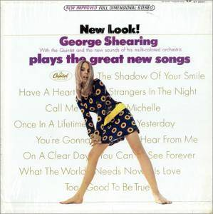 Cover - George Shearing: New Look!