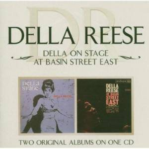 Cover - Della Reese: Della On Stage / At Basin Street East