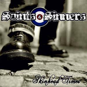 Saints & Sinners: Skinhead Times - Cover