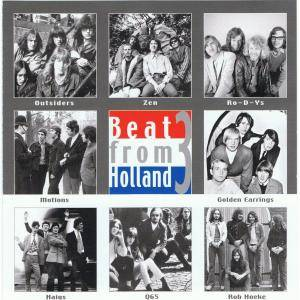 Beat From Holland 3 - Cover