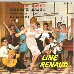 Cover - Line Renaud: Double Twist