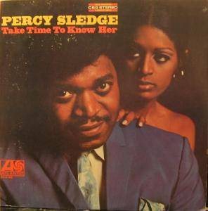 Cover - Percy Sledge: Take Time To Know Her