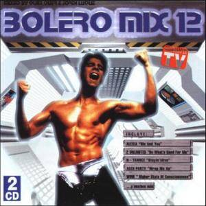 Cover - Tom Wilson: Bolero Mix 12