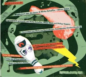 Die Ärzte / Laternen-Joe: Ist Das Noch Punkrock? (Split-Single-CD) - Bild 4